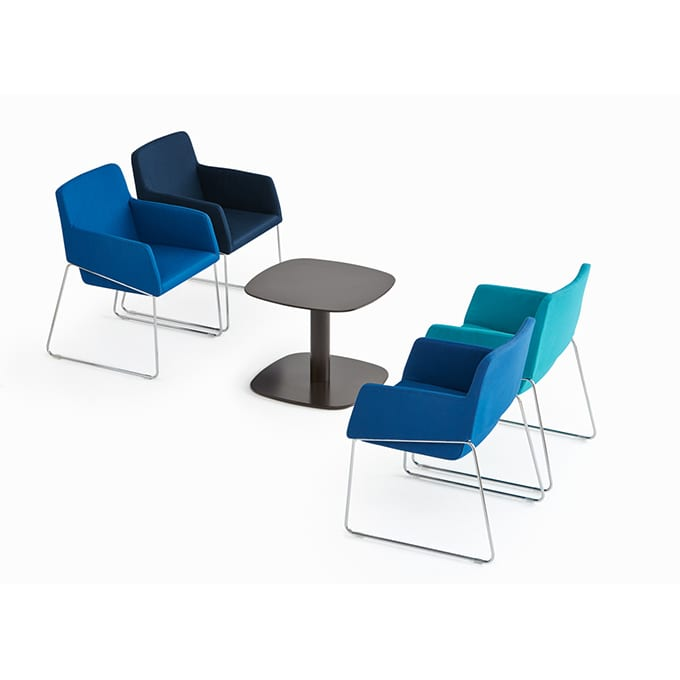 touch armchair - chair -seating - upholstered- furniture